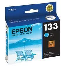Cartucho Epson T133220 - Cian - 5ml