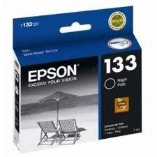 Cartucho Epson T133120 - Black - 7ml
