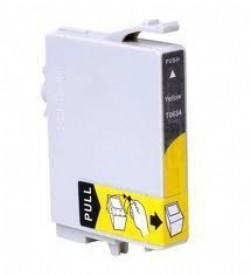 Cartucho Compatível Epson To634 Yellow