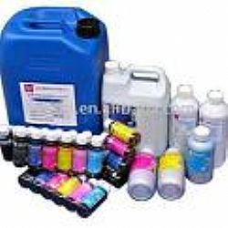 Tinta para BULK INK -  EPSON - UV - Cor YELLOW - Frasco com 1000 ml