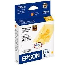 Cartucho Epson To63420 - Yellow - 8ml